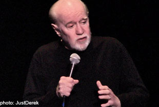 george carlin in his final days